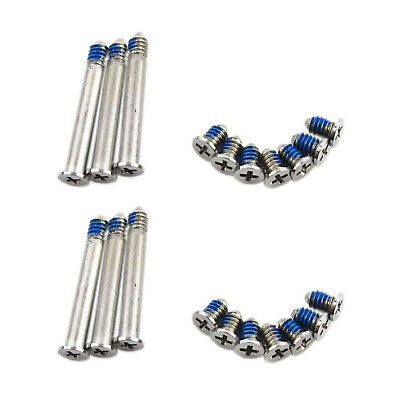 """Repair Replacement Screws for Macbook Pro A1278 A1286 A1297 13"""" 15"""" 17"""" 2 Sets"""