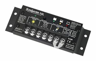 Morningstar SS-10L-12V SunSaver Solar Controller 10A 12VDC
