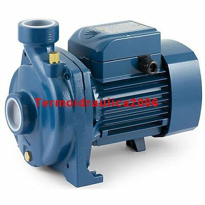 Centrifugal Electric Water Pump open impeller NGAm 1B 0,75Hp 240V Pedrollo