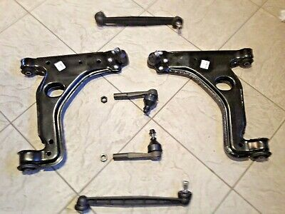 VAUXHALL ASTRA H MK 5 1.9,1.7,CDTi  04 FRONT WISHBONES ARMS+TRACK ROD ENDS+LINKS