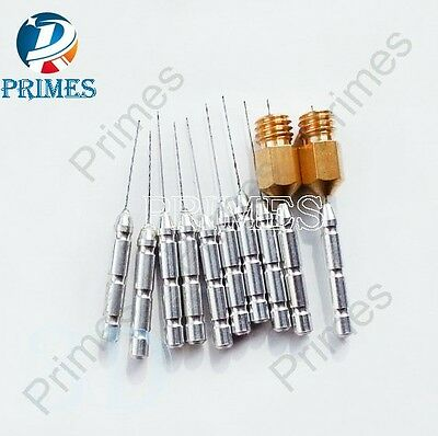1x 3D Printer Spray Nozzle Drill Bit Clean for Extrusion Head Makerbot MK8 0.4mm