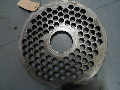 300mm Mincer Plate (Wolfking)