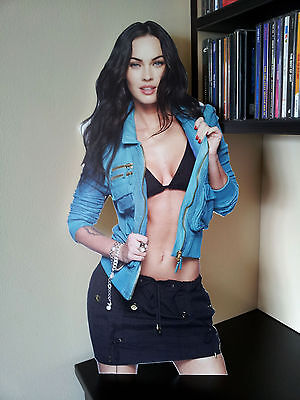 Megan Fox Display Stand Standee NEW Transformers Jennifer's Body This Is 40 Sexy