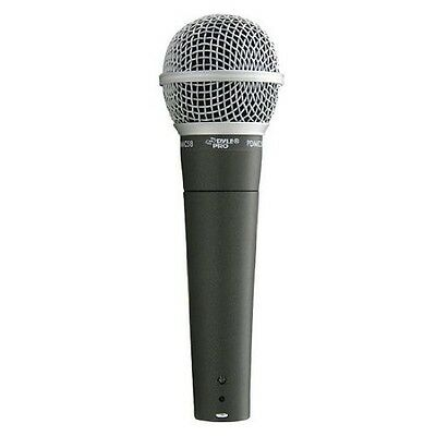 NEW Pyle-Pro PDMIC58 Professional Moving Coil Dynamic Handheld Microphone