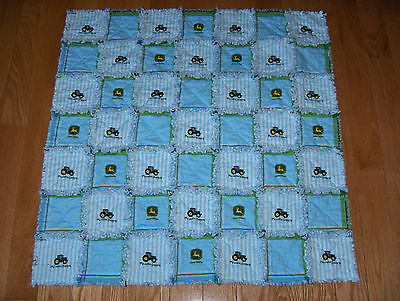 John Deere Baby Blanket Pattern - Sewing Patterns for Baby