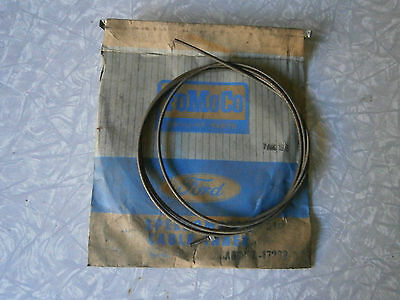 New Nos Genuine Ford Inner Speedometer Cable Xr Xt Falcon Za Zb Fairlane
