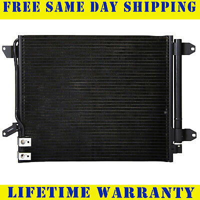 3889 Ac A/c Condenser For Vw Fits Beetle Jetta 1.4 2.0 2.5 L4 L5 4Cyl 5Cyl