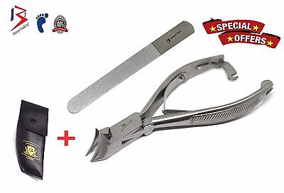 New Ingrown Finger Toenail Clippers Nippers Chiropody Podiatry all type nails