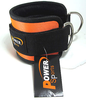ANKLE STRAP Cable Attachment For Gym Machine Sold  Single NEOPRENE