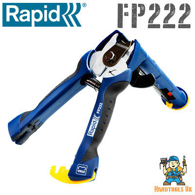 Rapid FP222 Fencing / Fence Pliers for use with VR22 Hog Rings