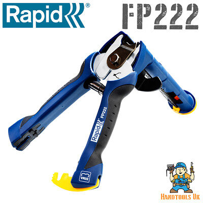 Rapid FP222 Fencing / Fence Pliers for use with VR22 Hog Rings 23468100