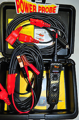 Power Probe Pp319Ftc-Carb Power Probe Iii Carbon Fiber Edition Circuit Tester