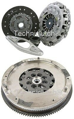 Dual Mass Flywheel Dmf And Complete Clutch Kit For Bmw 5 Series 525 D