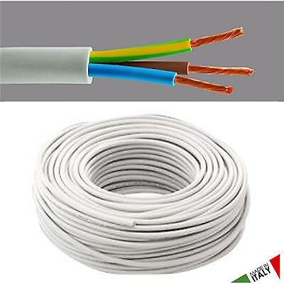 Electric Cable Multipolar Fror 4G1,5 4X1,5 Rubberized Hank  Mobile Installation