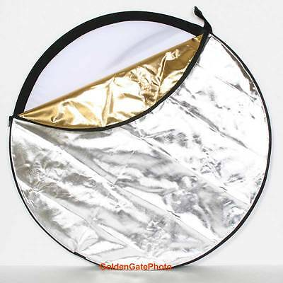 "Promotional Price: NEW 32""/80CM  5-IN-1 MULTI-DISC LIGHT REFLECTOR"