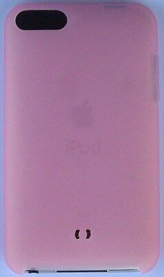 Baby Pink Silicone Case Cover Skin for iPod Touch 2G 3G