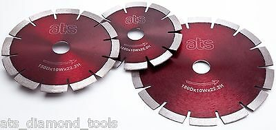 Diamond Cutting Blade Disc Laser Welded Granite Reinforced Concrete Segmented