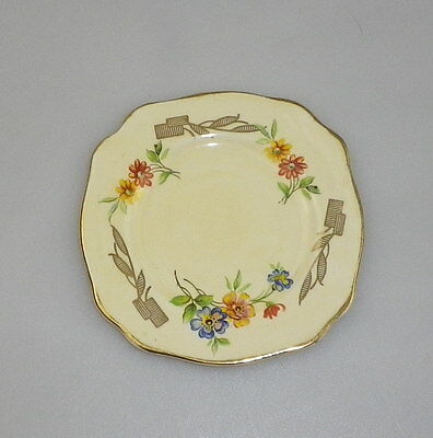 Wilkinson Honeyglaze Miniature Plate