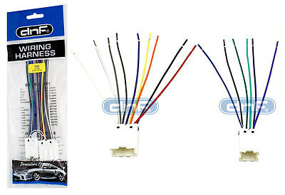 Wiring Harness Aftermarket Stereo + Radio 1995 - Up (70-7550) - Ships Today!