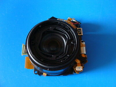 GENUINE CANON POWERSHOT SX120 IS CAMERA'S LEN FOR REPLACEMENT REPAIR PART AS IS