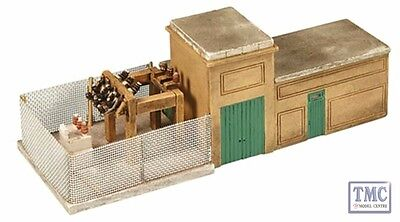 42-043 Bachmann Scenecraft N Gauge Lineside Transformer Site 105 x 36 x 38