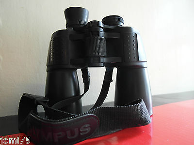 Jumelle olympus binoculars EXPS 7 x 50 MULTI COATED Angle of View 5.8 field */*