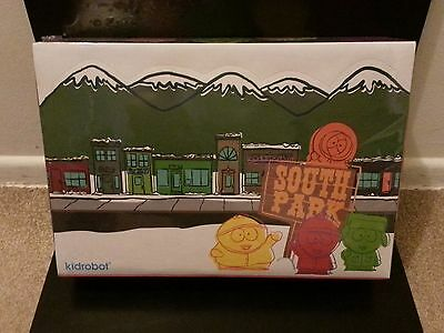 "Kidrobot South Park SEALED CASE Play The Odds 20 Blind Box 3"" Vinyl Figures NEW"