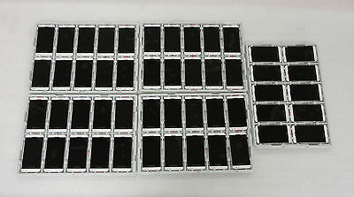 Lots of 50 NEW Z10 3G  LCD WHITE Screen & Digitizer Assembly+Middle Frame