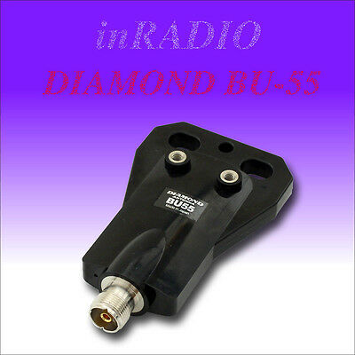 DIAMOND BU-55 - HF 3 to 75MHz 50ohms BALUN  -  FAST AND FREE DELIVERY