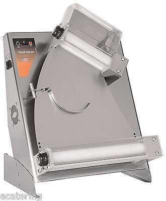 "Italinox Prisma Touch and Go DSA420TG Dough Roller. Up to 16"" / 40cm Pizza Dough"