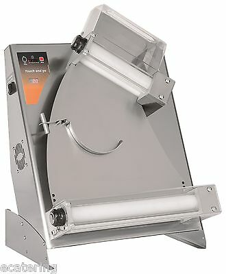 "Prisma Touch and Go DSA420TG Dough Roller. Produces Up To 16"" - 40cm Pizza Dough"