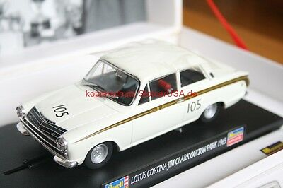 Revell Monogram 08398 Lotus Cortina Jim Clark Oulton Park 1965 Limited Edition