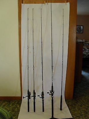 Choice of Freshwater Fishing Rods and Reels - Browning silaflex II