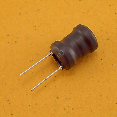 2x Radial Ferrite Choke Inductor Coil 4.7uH to 100mH - 1st Class UK Post