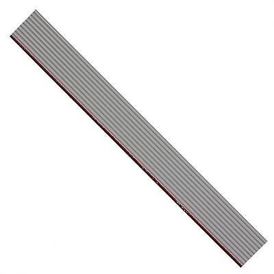 RIBBON FLAT CABLE FOR IDC MULTIPOLAR 28 AWG 20 PIN STEP 1.27 PVC GREY - 1 metre