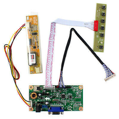 "14"" VGA LCD Controller board for 14.1inch 20Pin L141X1-1 1024x768 LCD panel"