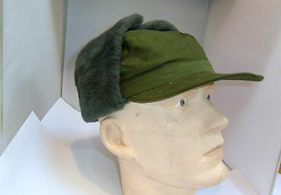 Genuine Swedish Army Military Issued Cold Weather Hat