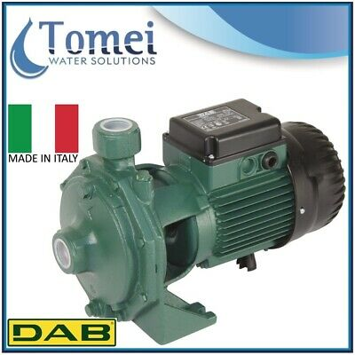 1,5 Hp DAB Centrifugal water pump K 45/50 pressure booster electric in cast-iron