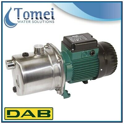 DAB Self priming stainless steel pump body JETINOX 102M 0,75KW 1x220-240V