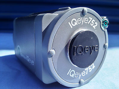 IQeye 752 Color 2.0 Megapixel IP Network Day/Night Camera POE IQinvision IQ752
