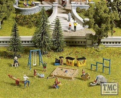 N14809 Noch HO/OO Scale Playground Accessories