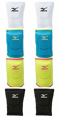 NEW Mizuno LR6 Adult Volleyball Knee Pads, Pair,6 colors Available, Small-Large