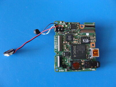 CANON POWERSHOT A2200 MAIN SYSTEM BOARD FOR REPLACEMENT REPAIR PART
