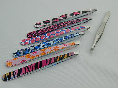 Professional Eyebrow Tweezers Hair Removal different colour  *LIMITED OFFER *