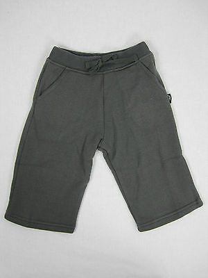 BONDS Baby Boys or Girls Fleece Trackie Pants sizes 00 0 2 Colour Charcoal