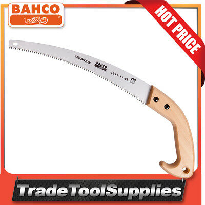 Bahco Pruning Saw Hardpoint Wood Handle 4211-14-6T