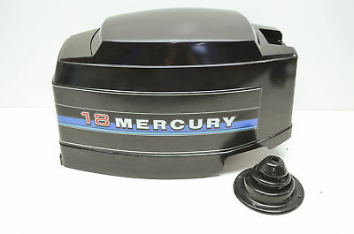 NEW OEM Mercury Top Cowl Assembly 1980-1983 2177-8531A 6 NOS