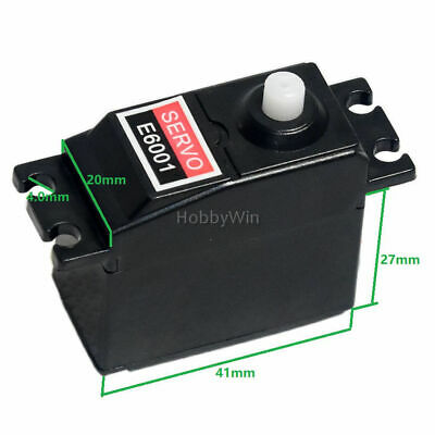 TSD E6001 -Analog Servo 6kg RC Boat Car Airplane parts Radio model accessories
