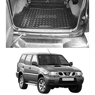 Nissan Terrano II Complexion genuine rubber boot tray load liner dog mat guard