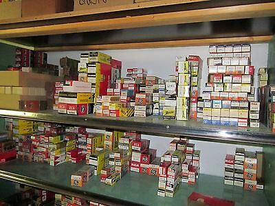 Assortment of all NEW tubes 6J8G, 6J7G, 6JF6, VT-91A, 6JE6/6LQ6, and lots more